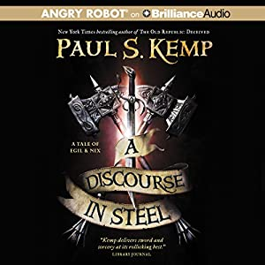 A Discourse in Steel Audiobook