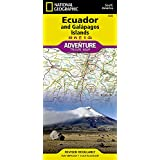 Ecuador & Galapagos (Adventure Map)