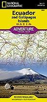 Ecuador & Galapagos adv. ng (Adventure Map)