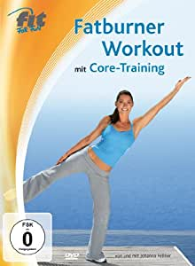 Fit for Fun - Fatburner Workout mit Core-Training