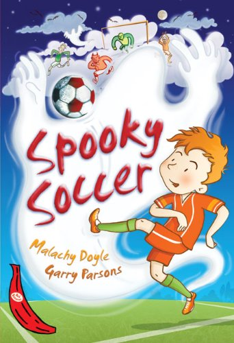 Spooky Soccer: Red Banana (Banana Books)