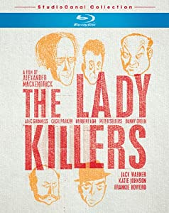 "Cover of ""The Ladykillers [Blu-ray]"""