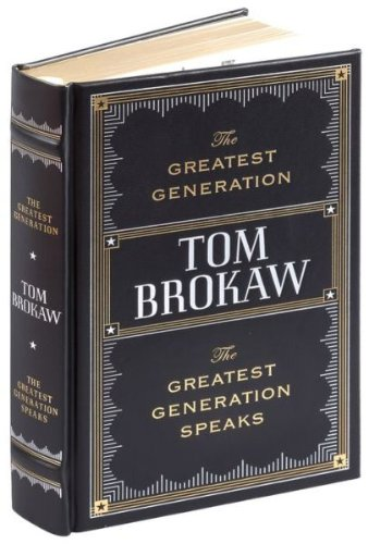 the greatest generation portrayed in the stories of tom brokaw and studs terkel The greatest generation is a book by journalist tom brokaw that profiles those who grew up in the united states during the deprivation of the great depression, and then went on to fight in world war ii, as well as those whose productivity within the war's home front made a decisive material contribution to the war effort.