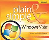 img - for Windows Vista(TM) Plain & Simple (Bpg-Plain & Simple) book / textbook / text book