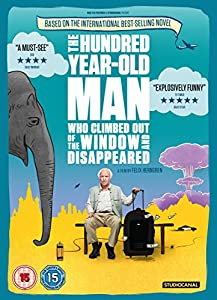 The Hundred-Year-Old Man Who Climbed Out The Window And Disappeared [DVD]