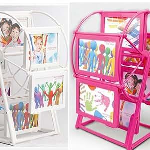 Amazon.com - Baby white pink children 3-inch photo foto love family