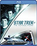 Star Trek IV: The Voyage Home [Blu-ray] [1986] [US Import]