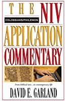 Colossians, Philemon (The NIV Application Commentary)