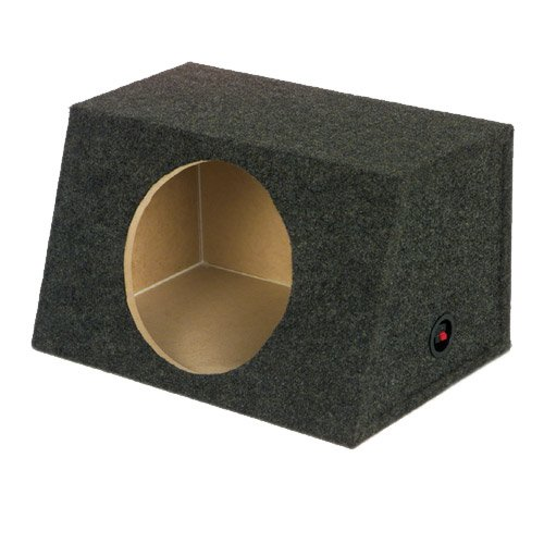 Q Power Single 15-Inch Unloaded Box (15 Subwoofer Box compare prices)