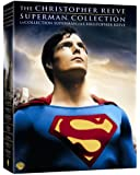The Christopher Reeve Superman Collection (Superman: The Movie / Superman II / Superman III / Superman IV: The Quest for Peace) (8-Disc Deluxe Special Edition) (Bilingual)