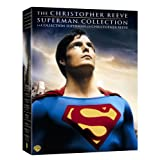 The Christopher Reeve Superman Collection (Superman: The Movie / Superman II / Superman III / Superman IV: The Quest for Peace) (8-Disc Deluxe Special Edition) (Bilingual)by Christopher Reeve