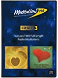 Meditations2Go Guided Audio Meditations CD Set 3