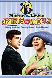 Amazon Com Artists And Models Dean Martin Jerry Lewis