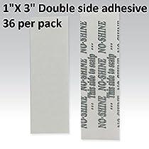 No Shine Bonding Double Sided Tape Walker 1