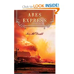Ares Express by Ian McDonald
