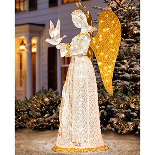 Angels Lighted Yard Displays | Christmas Wikii