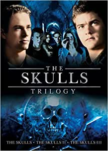 The Skulls Trilogy/ La Trilogie Le Clan des Skulls (Bilingual)(The Skulls |  The Skulls II | The Skulls III)
