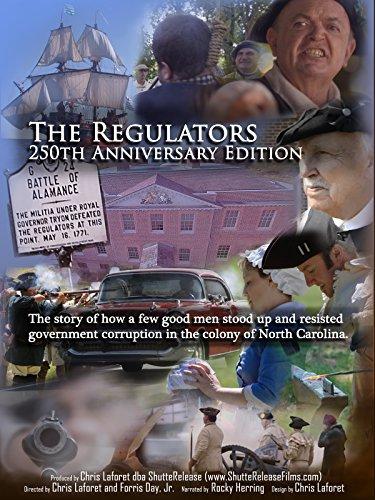 The Regulators 250th Anniversary Edition