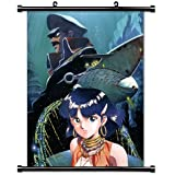 Nadia The Secret Of Blue Water Anime Fabric Wall Scroll Poster (32x44) Inches