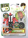 Ben 10 Alien Collection Original Four Arms 10cm figure