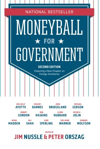 Moneyball for Government, Second Edition