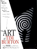img - for The Art of Tim Burton book / textbook / text book