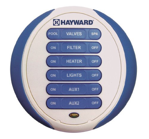 Hayward GLX-SS-RF Spaside Wireless Remote Replacement for Hayward Goldline Aqua Logic Automation and Chlorination (Hayward Remote compare prices)