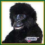 HANSA ハンサ ぬいぐるみ 4483 ゴリラ45 GORILLA JOINTED