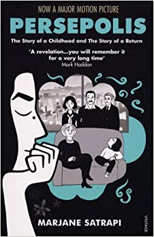 The use of literature to enlighten the reader by marjane satrapi in the graphic novel persepolis