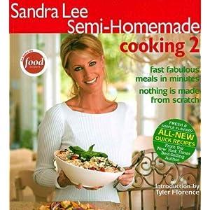 Sandra Lee Semi-Homemade Livre en Ligne - Telecharger Ebook