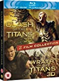 Image de Clash of the Titans 3D / Wrath of the Titans 3D [Blu-ray + Blu-ray 3D]