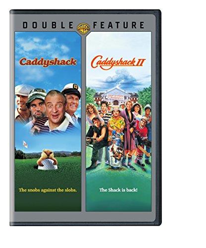 DVD : Caddyshack/ Caddyshack 2 (2 Pack, 2 Disc)