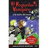 El pequeño vampiro y la noche del terror