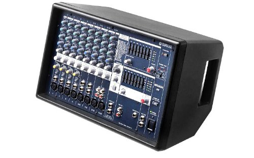 Yamaha EMX212S 8 Input Powered Mixer  200 Dual