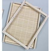 紙すき 木枠 すだれセット はがき判 木製