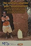 img - for Smart Sanitation Solutions: Examples of Innovative, Low-Cost Technologies for Toilets, Collection, Transportation, Treatment and Use of Sanitation Products (Smart Solutions Series) (French Edition) book / textbook / text book
