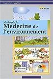 echange, troc Franz-Xavier Reichl, Collectif - Atlas de poche de Médecine de l'environnement