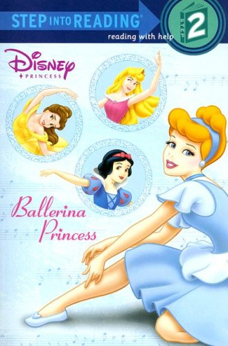 Ballerina Princess (Disney Princess (Random House Paperback))