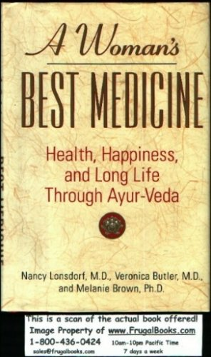 Image for Woman's Best Medicine