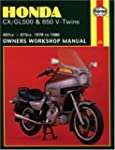 Honda CX/GL500 & 650 - V-Twins: 497cc...