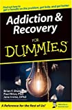img - for Addiction and Recovery For Dummies book / textbook / text book
