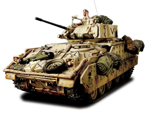 Picture of Forces of Valor U.S. M3A2 Bradley - Kuwait, 1991 Figure (B0009KBU7S) (Forces of Valor Action Figures)