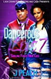 img - for A Dangerous Love 7: Smiling Faces Hide Lies (Volume 7) book / textbook / text book