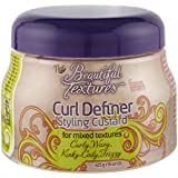 Beautiful Textures Curl Define Styling Custard 15oz Jar