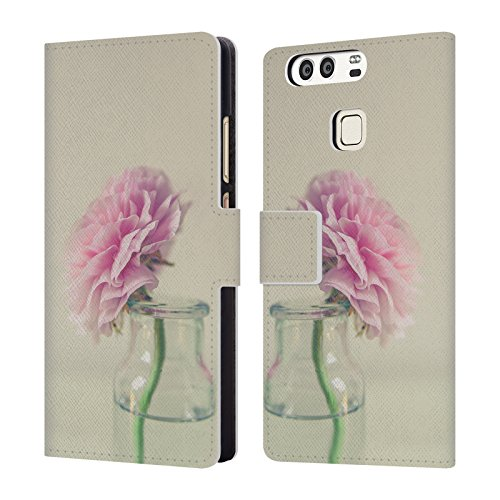 official-olivia-joy-stclaire-pink-on-the-table-2-leather-book-wallet-case-cover-for-huawei-p9