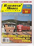 Railroad Model Craftsman Magazine August 2013