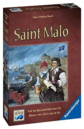 Saint Malo Strategy Game