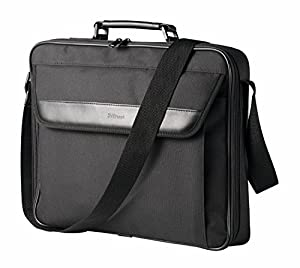 Trust Classic Laptop Bag Case fits 17-inch - Black