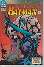 Batman #498 Knightfall #15