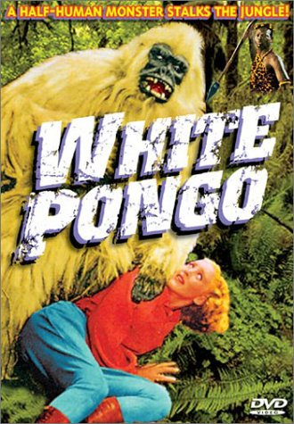 Cover art for  White Pongo